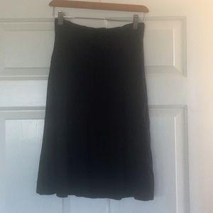 Folding Waist band Skirt